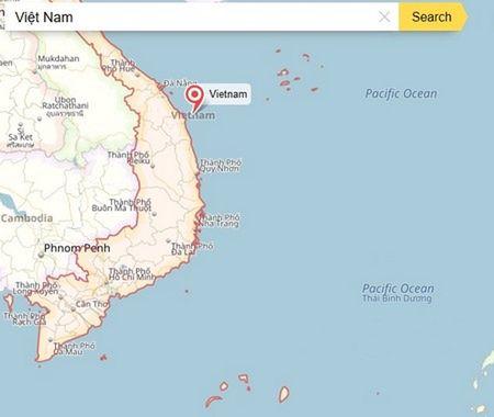 Dịch Vụ Bản Đồ Yandex (Nga) Khẳng Định Hoàng Sa & Trường Sa Là Của Việt Nam